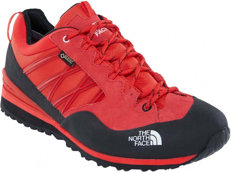Мужские кроссовки The North Face M VERTO PLASMA 2 GTX  FIERYRD/TNFBLK T0CDL2WU5