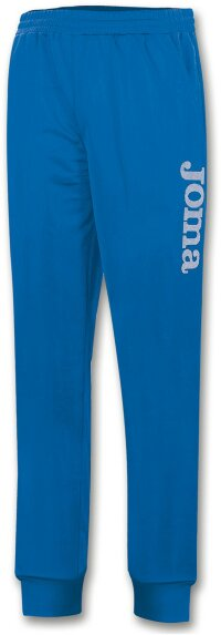 Брюки с начесом JOMA PANTALON LARGO POLYFLEECE SUEZ ROYAL