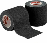 Адгезивный тейп MUELLER 130643 BLACK TEAR-LIGHT TAPE 7,5 x 6,9 m